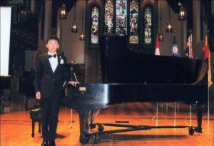 2009国際障害者ピアノフェスティバル in バンクーバー